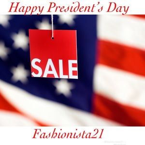 Sale! Presidents Day! Make an offer